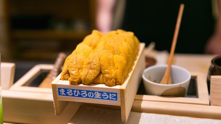 Nikkei: у России морские ежи вкусные, но их японцам мало