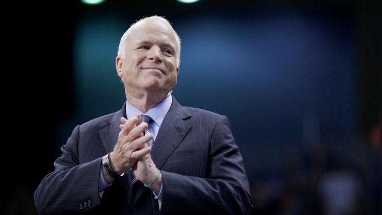Hill: Маккейн призвал Белый дом вооружить Украину «ради мира»