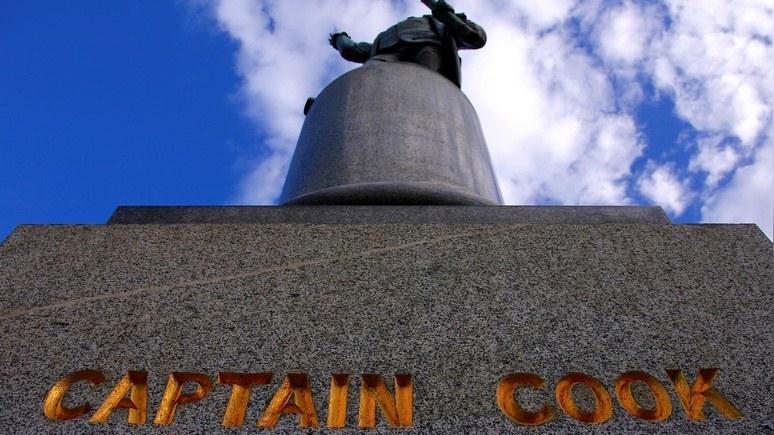 Guardian: премьер Австралии назвал сталинизмом призывы снести памятник Куку