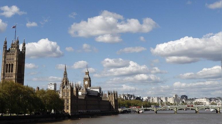 DT: британские полицейские выяснили, защищён ли парламент от террористов