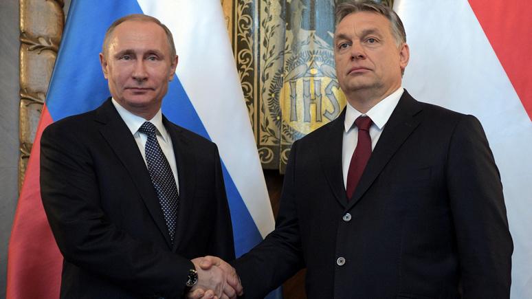 HFP: венгерский университет хочет сделать Путина своим «почётным гражданином»