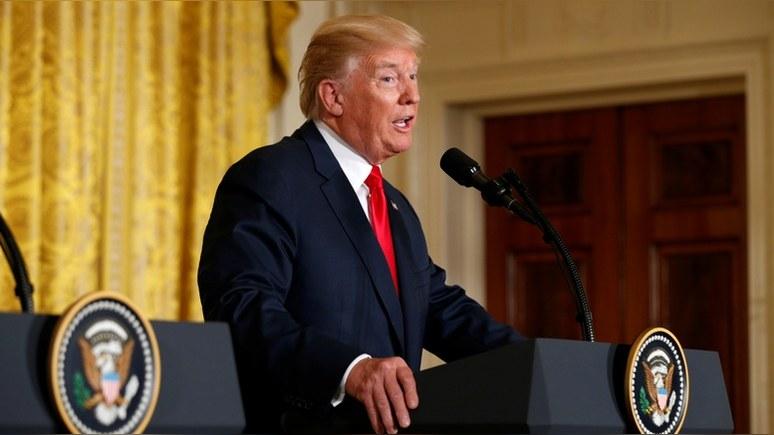 Hill: Трамп решил не называть Россию «угрозой» и надеется с ней поладить