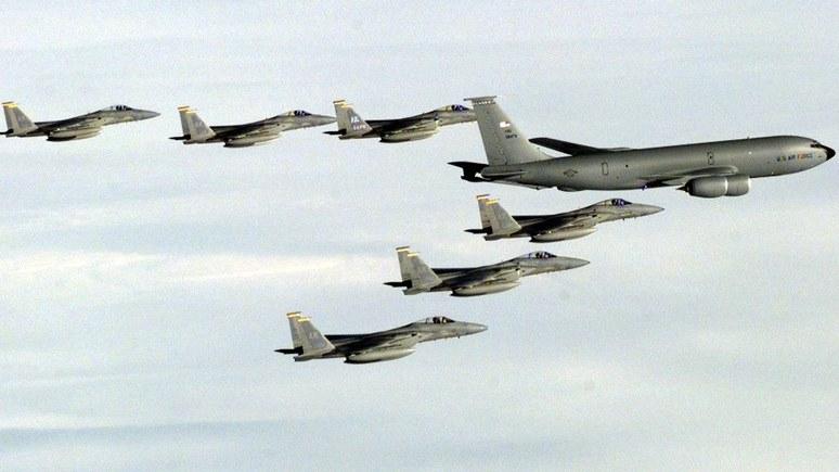 ERR: США укрепляют воздушную полицию НАТО перед учениями «Запад-2017»