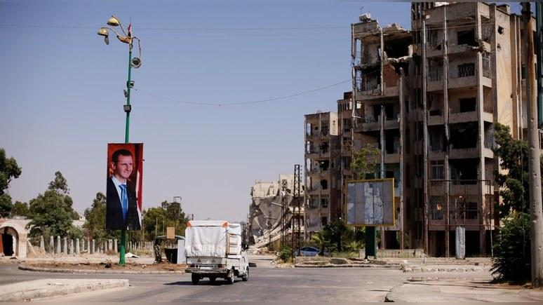 Guardian: спонсоры оппозиции теряют интерес к Сирии, приближая победу Асада