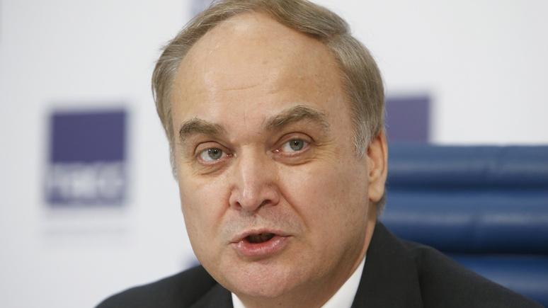 Посол России в США: «говоря по-ленински, нам не нужны истерические порывы»
