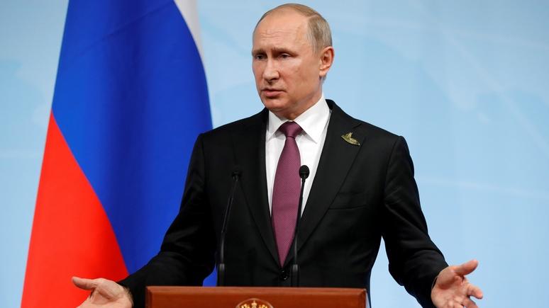 HuffPost: Путин вступился за «отверженный миром режим» — и всем это только на руку