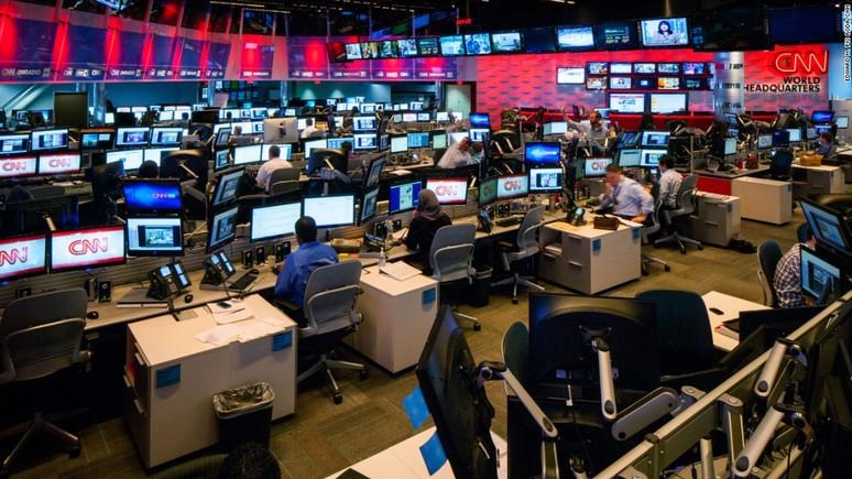 New York Times рассказала, как целый отдел CNN погорел на России