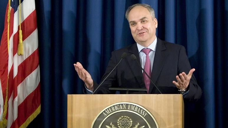 RFE: продление санкций ЕС коснётся и нового посла России в США