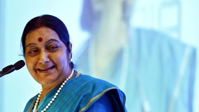 Глава МИД Индии: дружба с Россией «прочна, как камень»