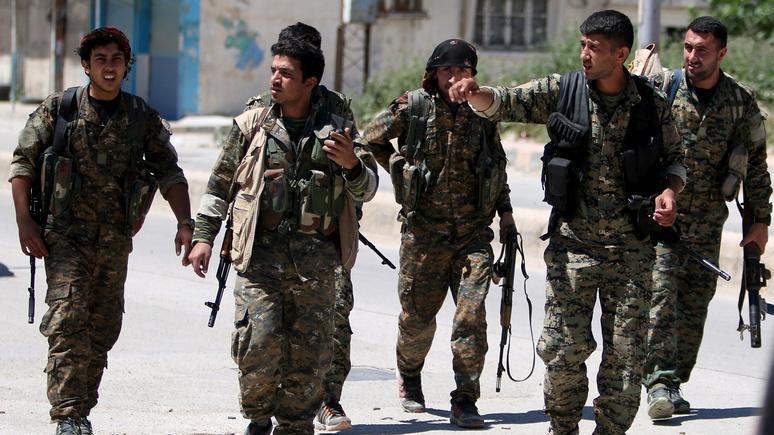WSJ: после победы над ИГ Асад возьмётся за курдских друзей Америки