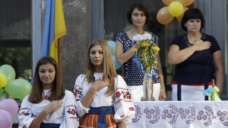 Левый берег: украинские выпускники больше не смогут сдавать экзамены по русскому языку