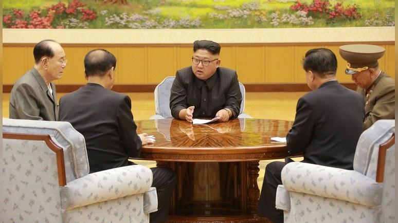 BBC: Москва не поможет Трампу в споре с Пхеньяном — он не наградит снятием санкций