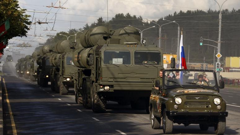 Cumhuriyet: несмотря на подписанные документы, Турция не получит С-400