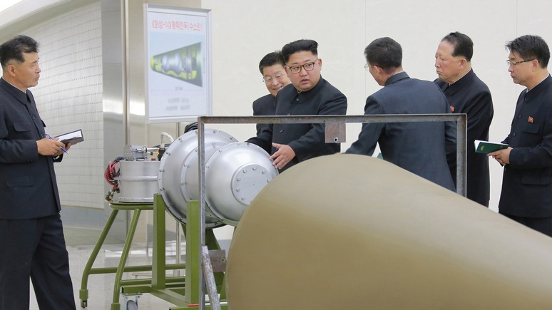 Telegraph: Лондон подозревает, что КНДР помогли с ракетами Иран или Россия