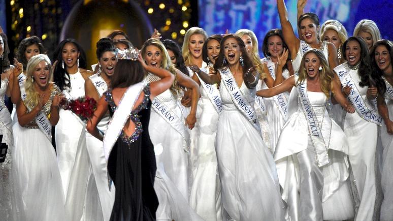 Fox News: американских «мисс» заставили задуматься о Трампе и политике