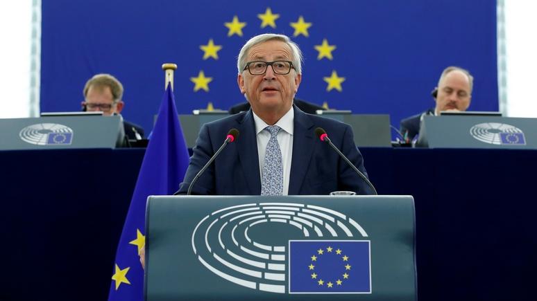 Юнкер: в обозримом будущем вступление Турции в ЕС исключено