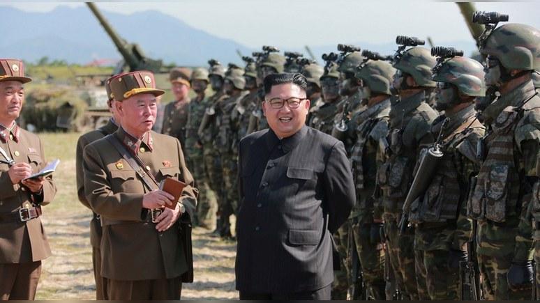 Sun: Ким Чен Ын готовит «взрывной ответ» на санкции ООН