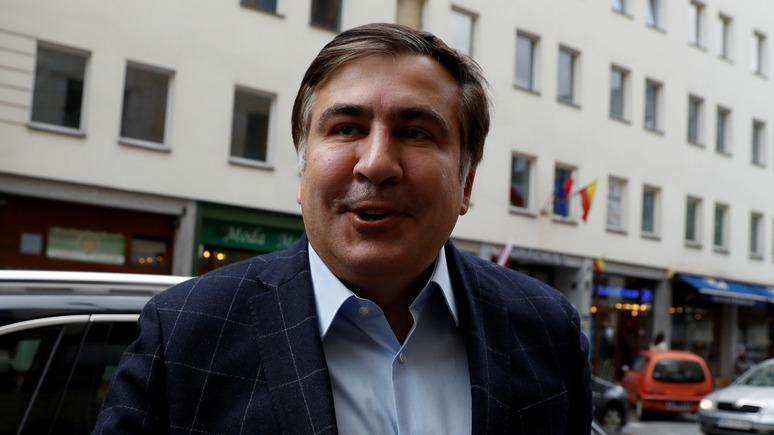 ГОРДОН: Саакашвили едет «спасать Киев» от олигархов
