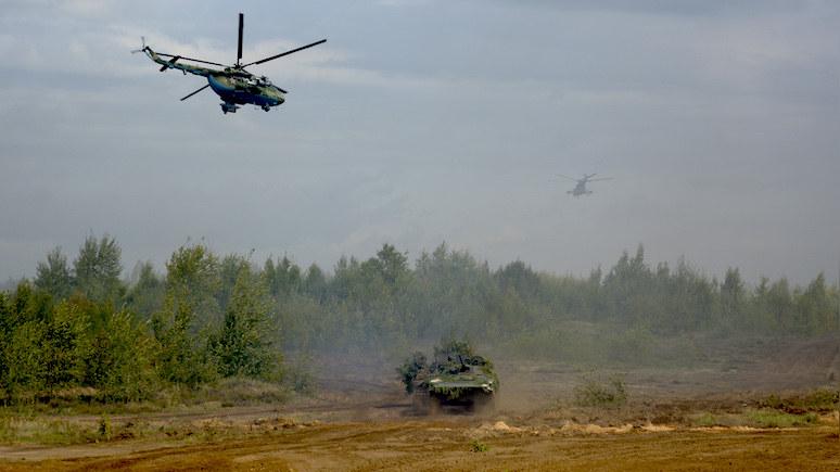 Замминистра обороны Польши: Россия и Белоруссия учатся нападать, а не обороняться