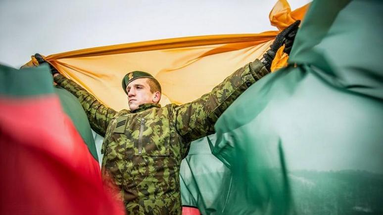 Libération: учения «Запад-2017» пробудили у литовцев патриотические чувства