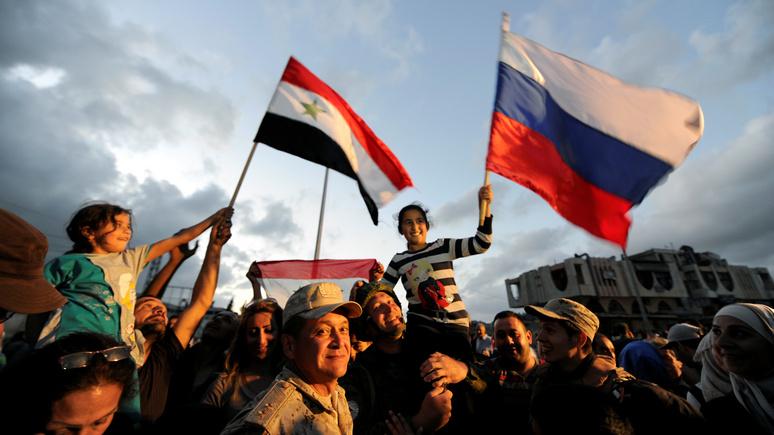Guardian: Россия и Сирия близки к окончательному разгрому ИГ