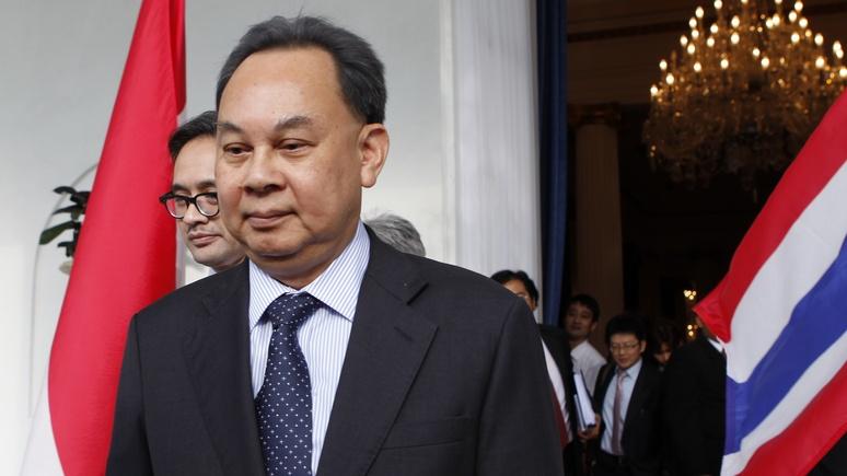 Экс-посол Таиланда: я с оптимизмом смотрю в светлое будущее России
