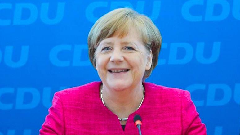 RP: Путин не вмешивается в выборы, потому что он уверен в победе Меркель