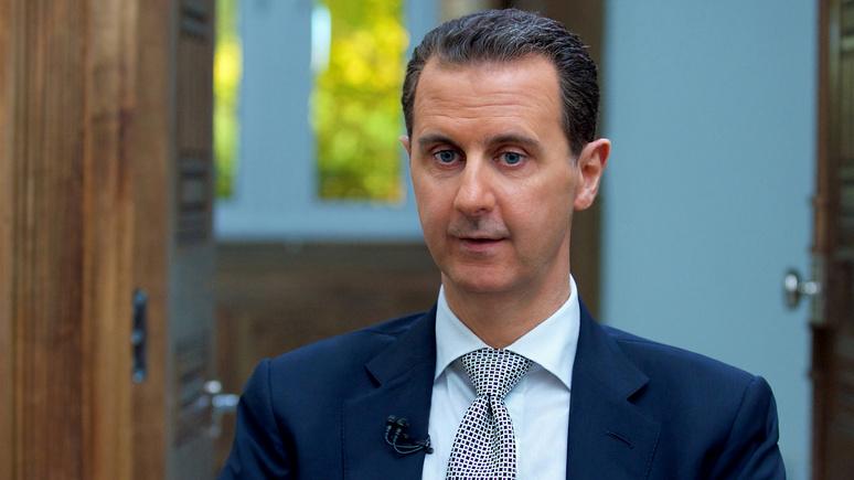 New York Times: Сирия смирилась с неизбежным — Асад останется у власти