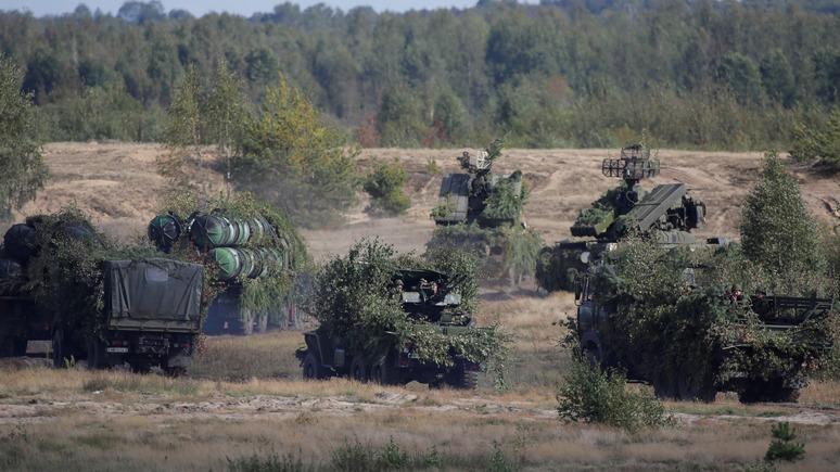 National Interest: даже после «Запада-2017» за Россией нужен глаз да глаз