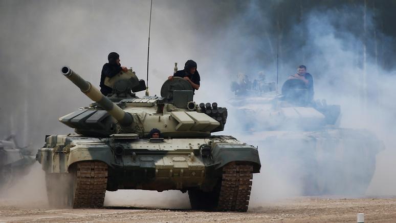 Times: Ближний Восток для России — возможность не только побряцать оружием, но и заработать