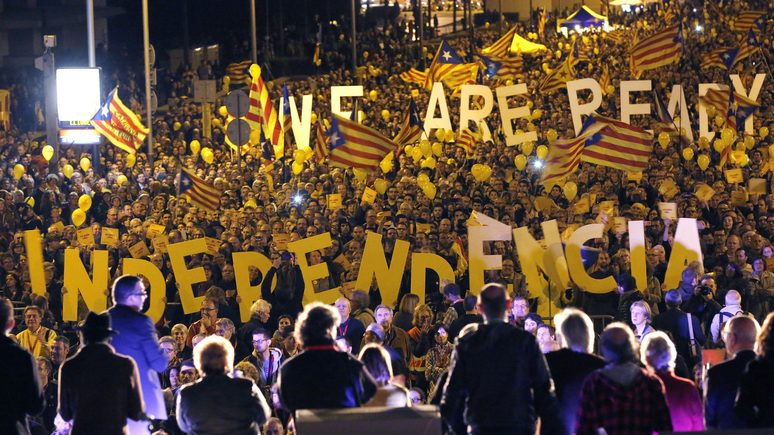 Telepolis: испанская пресса записала каталонцев в «пятую колонну Кремля»