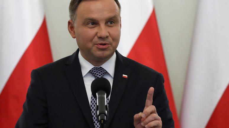 Interia: польский президент назвал условие хороших отношений с Москвой