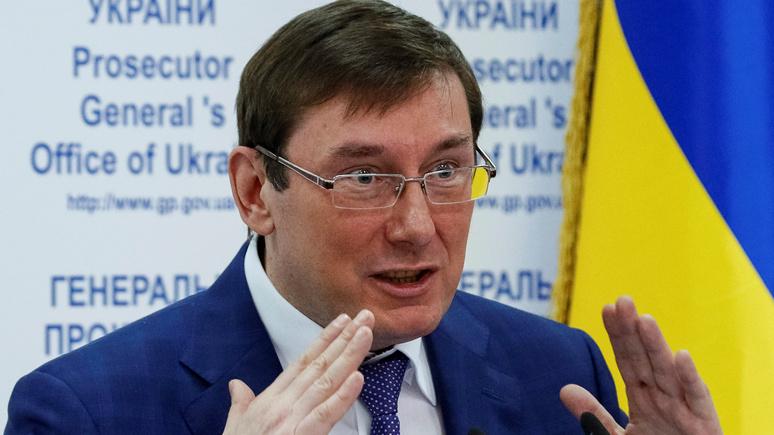 УП: генпрокурор Украины увязал взрыв складов в Калиновке с «российской диверсией»