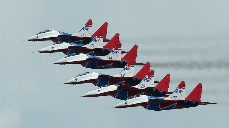 B92: прибытие МиГ-29 — исторический день для ВВС Сербии