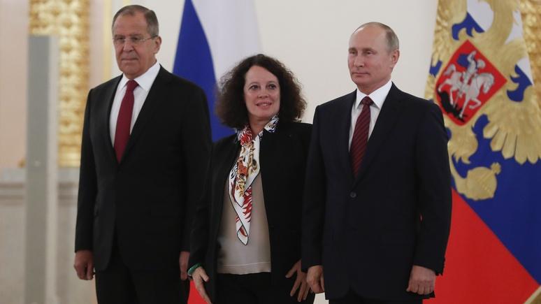 Les Echos: нового французского посла в России встретили с облегчением и надеждой