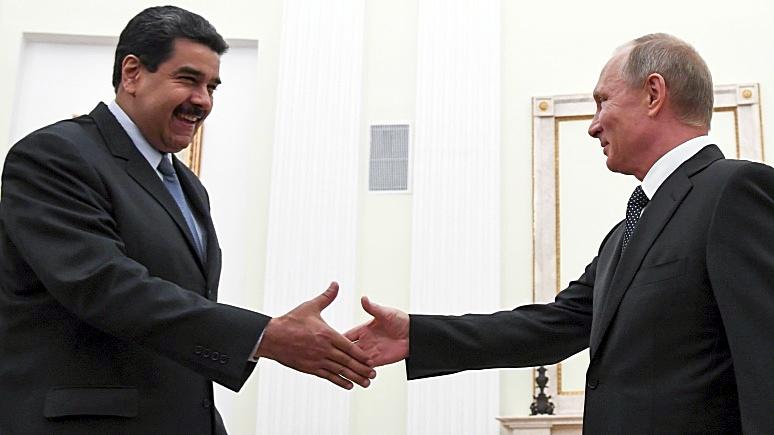 El Mundo: Мадуро напомнил в Москве, что за пределами США и доллара есть другой мир