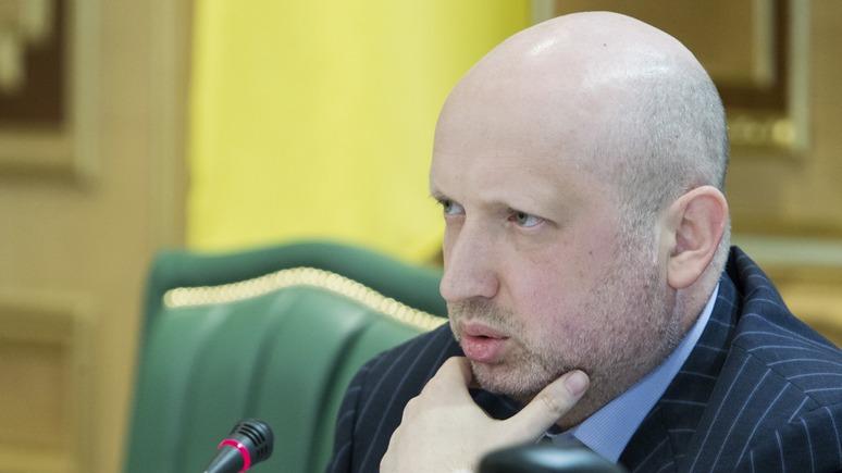 24 канал: Турчинов нашёл в Верховной раде «российскую агентуру»