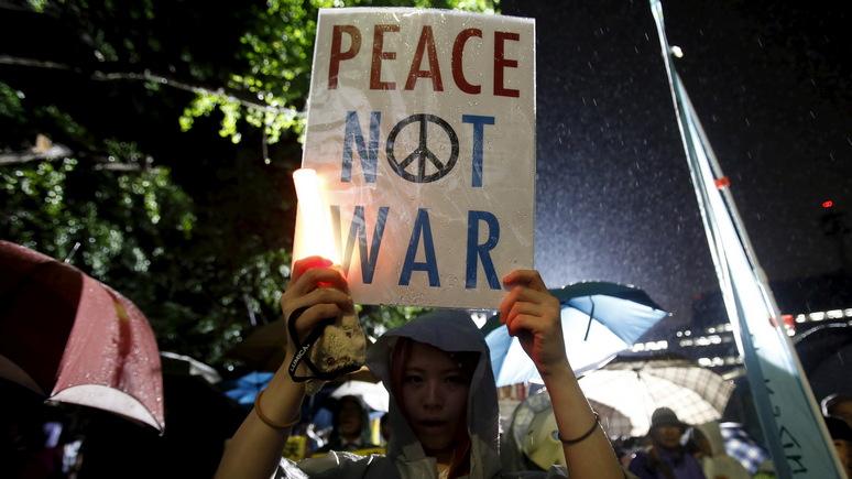 Expressen: даже если бы Путин стал хиппи, запрет ядерного оружия — это плохая идея