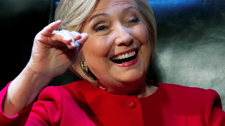 Клинтон: в поражении на выборах в США виноват «настоящий злодей» Путин