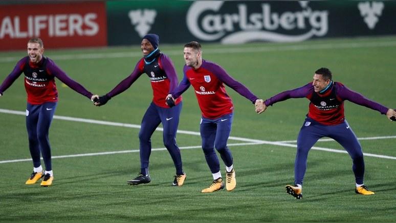 Daily Star: сборная Англии опасается, что её тактика утечёт к русским шпионам
