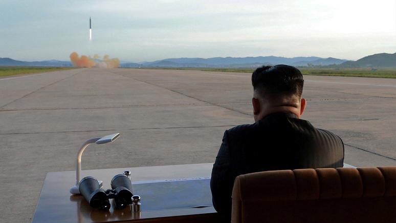 Gears of Biz: поддерживая Северную Корею, Россия защищает себя от США