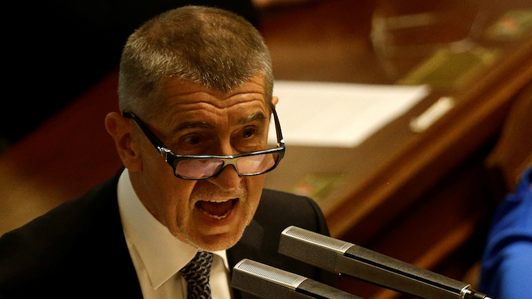 Wyborcza: лидер чешской предвыборной гонки внезапно встал на сторону России