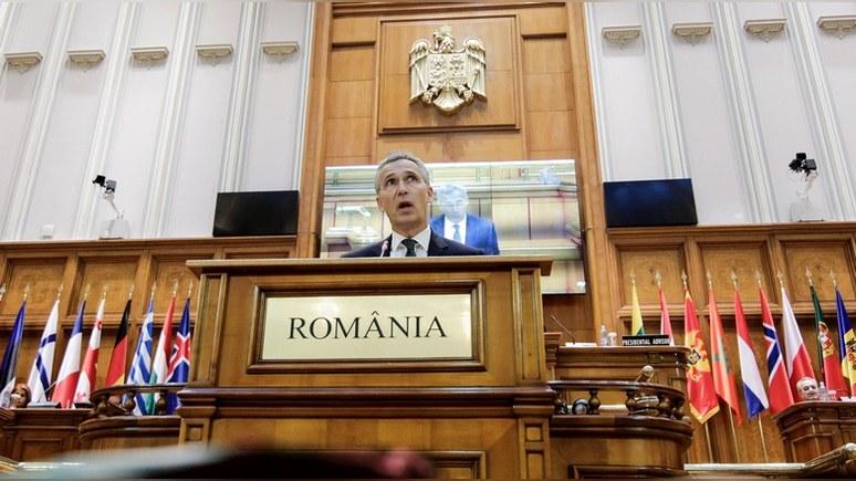 Столтенберг: НАТО не нужна новая холодная война с Россией