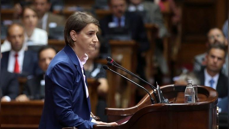 B92: несмотря на «особые отношения» с Россией, сербы решительно идут в ЕС