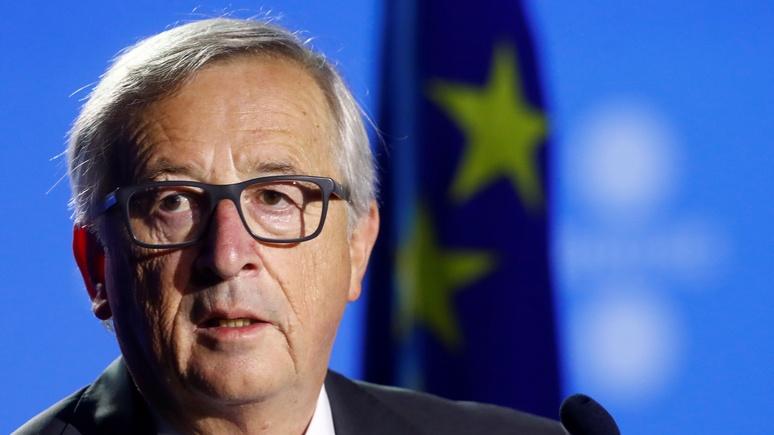 Юнкер: без России нельзя представить будущее Европы