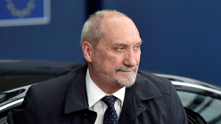 Newsweek: польский министр заявил о «взрыве на борту» и обещал назвать виновных
