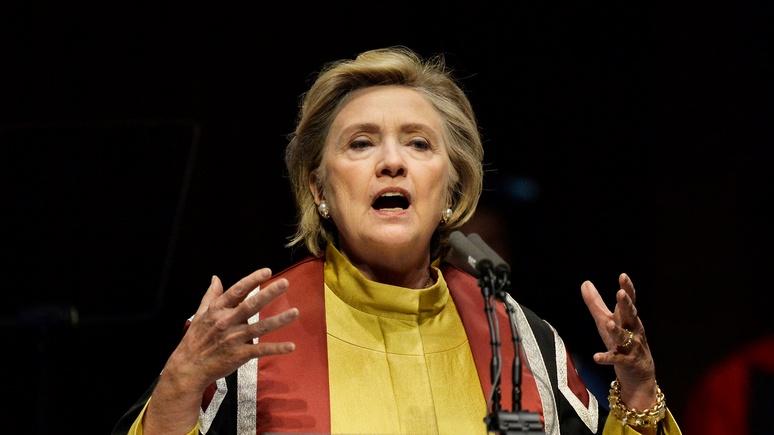 BuzzFeed: Клинтон сравнила «российское вмешательство» в выборы с терактами 11 сентября