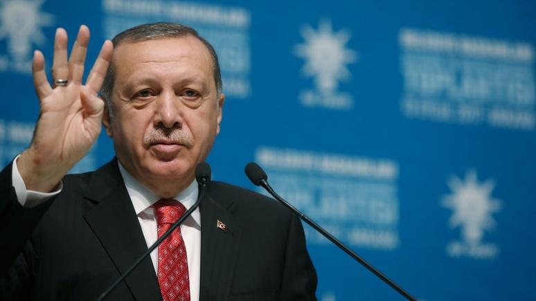 Washington Times: главная проблема НАТО — не Путин, а Эрдоган