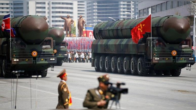 Bloomberg: КНДР вновь пригрозила США ядерной войной