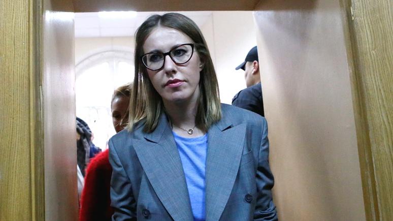 Independent: «российская Пэрис Хилтон» бросает вызов Владимиру Путину